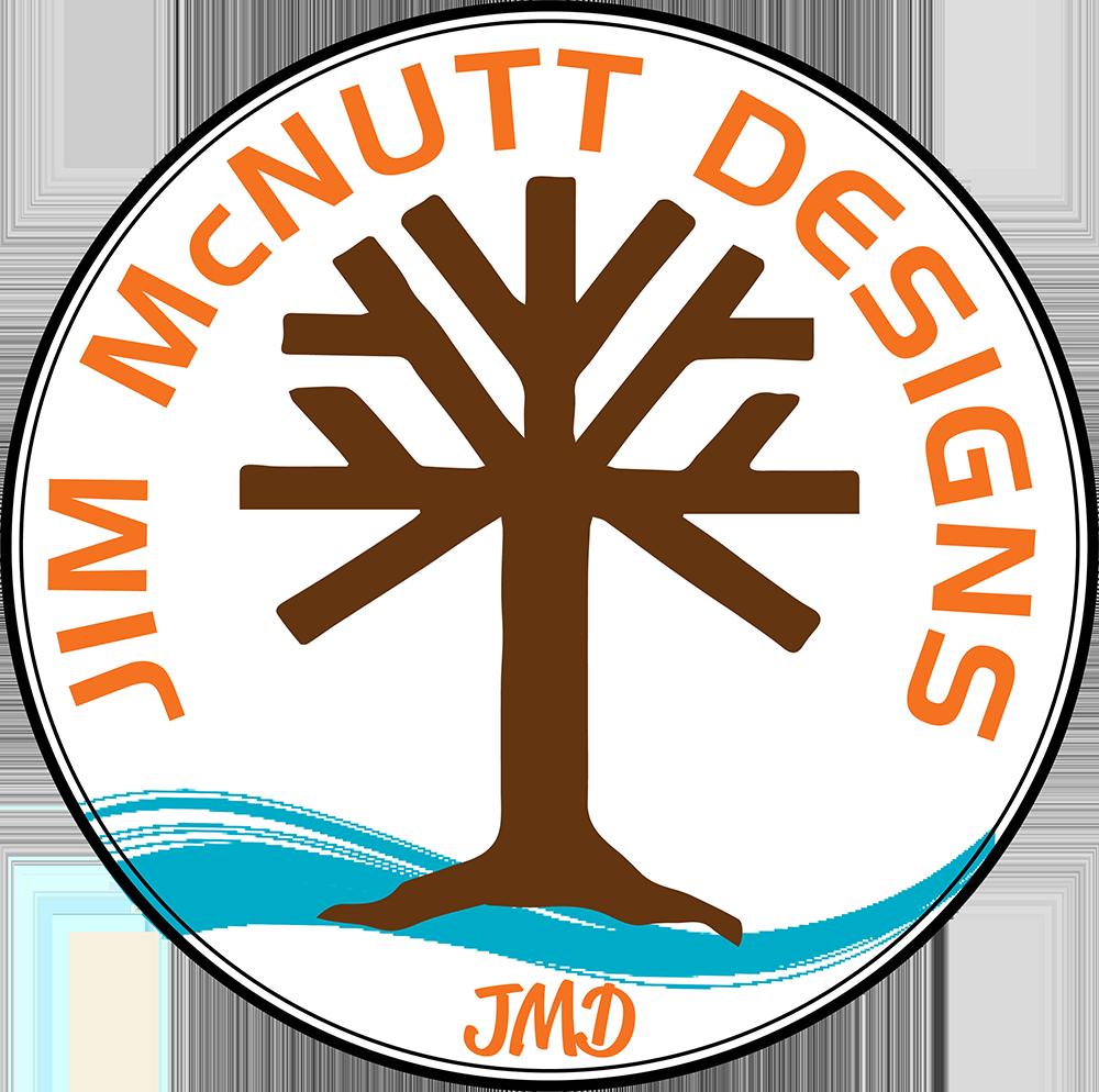 Jim McNutt Designs Logo