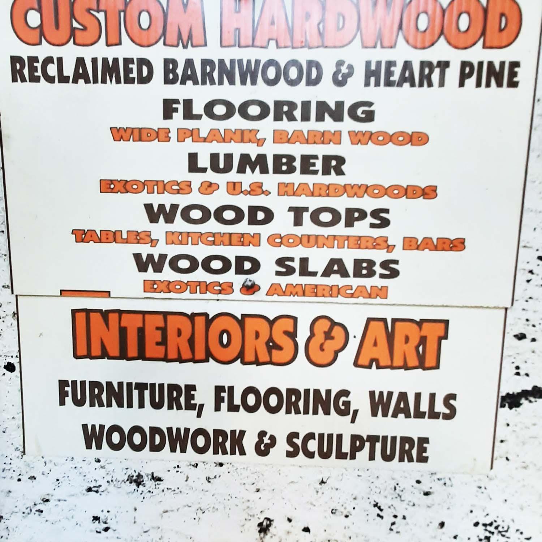 Custom Hardwood
